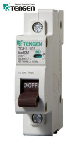 Tgh1-125 1p Isolator Switch pictures & photos
