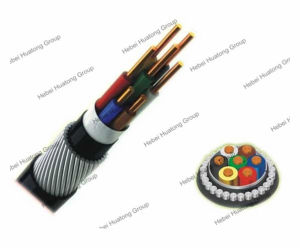 1mm2 1.5mm2 2.5mm2 4mm2 PVC Insulation Electric Control Cable pictures & photos