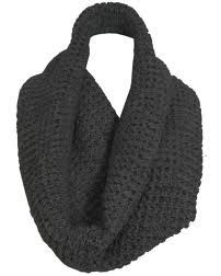 The Snood Knitted Scarf, Snood Scarf Pattern (JRI091) pictures & photos