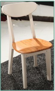 Modern Simple Solidwood Furniture Dining Table and Chairs Set pictures & photos