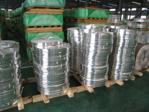 Aluminum Foil for Step up Step Down Transformers pictures & photos