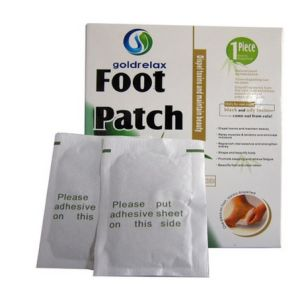 Detox Foot Pad 10 Pads Per Box - pictures & photos