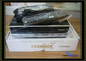 Original Openbox X3 Full HD 1080p with WiFi for Worldwide