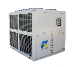 Air Cooled Type Low Temperature Water Chiller with Danfoss Compressor pictures & photos