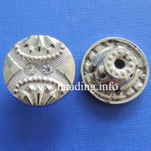 Good Quality Fabric Button for Decoration pictures & photos
