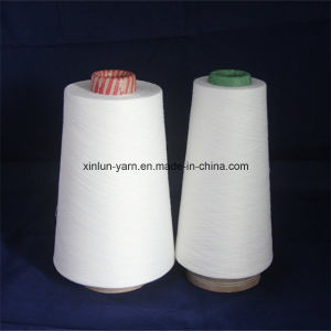 Ne 32 Polyester Cotton Yarn 85/15 for Thread pictures & photos