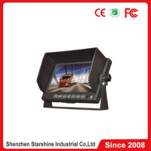 7 Inch LCD Car Monitor with Sun Shade