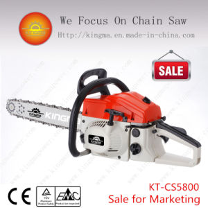 """Chain Saw with 58cc and 22"""" Guide Bar and Saw Chain pictures & photos"""