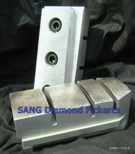 Diamond Grinding Fickert for Granite pictures & photos