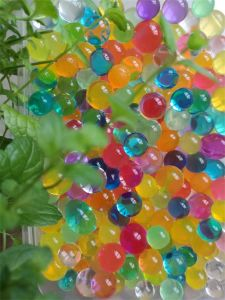 Aqua Water Beads (Crystal Soil) , Factory Price