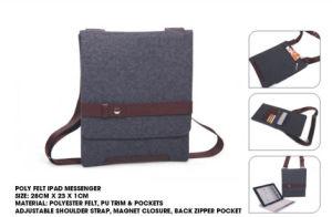 for iPad Messenger Bag, Tablet Laptop Bag pictures & photos