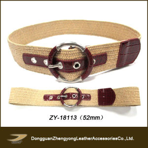 Janyo Zy-18113 Braided Straw Belt/Fashion Women Waist Belt