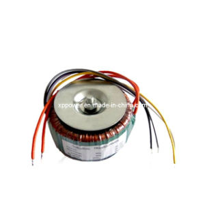 Toroidal Iron Core Power Transformer for Medical (XP-TR-1410) pictures & photos