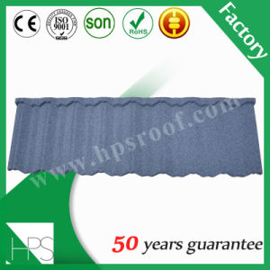 China Durable Building Material Colorful Stone Coated Roofing Tile, Steel Roofing Sheet pictures & photos