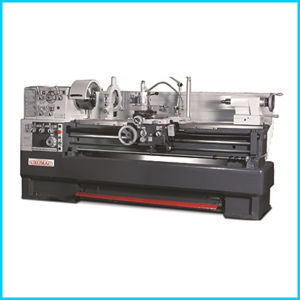 Gap Lathe with Lathe Machine