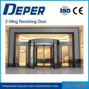 Deper 3&4 Wing Revolving Door pictures & photos