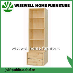 Pine Wood Bookshelf for Kids pictures & photos