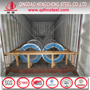 Zinc Coated Hot Dipped Galvanized Steel Coil pictures & photos