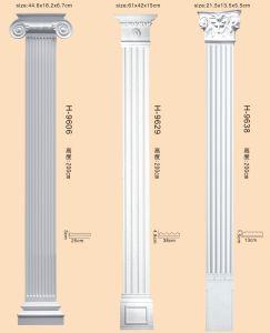 Balustrade Railing PU Decorative Columns Pillars for Construction pictures & photos