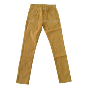 2014 Men′s Straight High Quality Trousers (CFJ096)