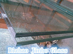 Flat Laminated Building Glass with High Quality (JINBO) pictures & photos