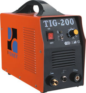 TIG DC Inverter Welding Machine (TIG-160/180/200) pictures & photos