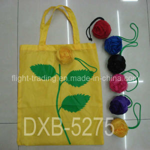 Flower Nylon Shopping Bag pictures & photos