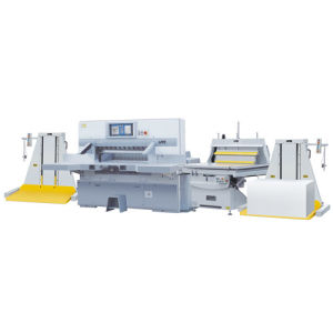 Post-Press Equipment Paper Cutting Machine (M15) pictures & photos