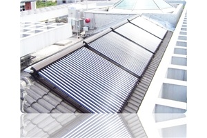 Solar Hot Water Heating Project pictures & photos