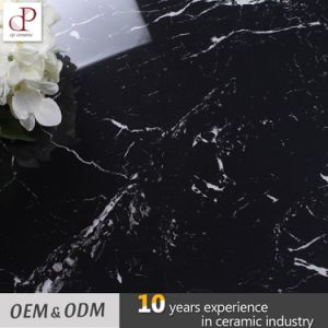 Black Marble White Veins Porcelain Tile China Tiles In Pakistan  Discontinued Ceramic Floor Tile For Sale