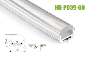 Hh-P039-60 Surface Mounted LED Aluminum Profiles pictures & photos