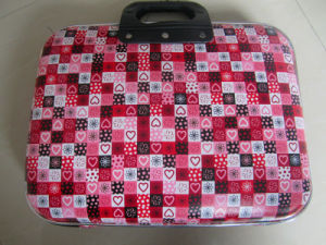 Plaid Computer Bag (wf10-1298)