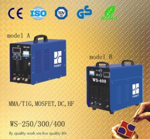 Mosfet MMA/TIG Welding Machine (WS-250/300/400) pictures & photos