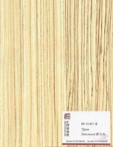 Zebrawood Paper (HB-41401-4) pictures & photos
