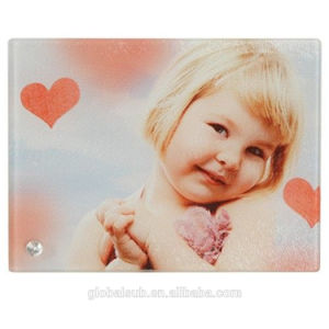 Sublimation Glass Photo Frame for Craft Gift pictures & photos