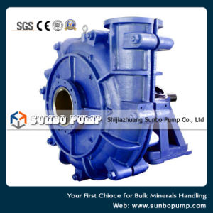 High Flow 20/18 Ah Centrifugal Slurry Pump with Ce/ISO Certificate pictures & photos