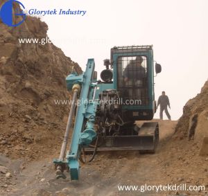 GL120YW Multipurpose Hydraulic Mining Drilling Rig pictures & photos