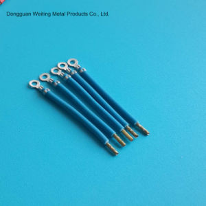 Copper Tin Plated Ring Terminals for Wire Harness pictures & photos