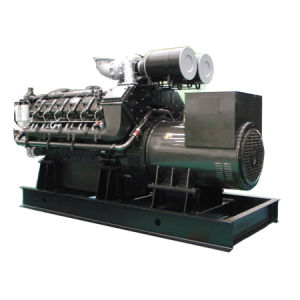 1700kVA Electric Power Soundproof Diesel Generator 50Hz pictures & photos