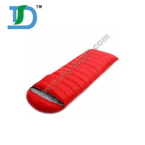 Ultralight Outdoor Red Camping Envelope Sleeping Bag pictures & photos