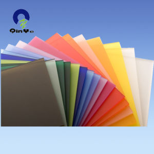 20mm Color Acrylic Sheet for Aquarium pictures & photos