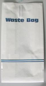 Air Sickness Bag Airplane Vomit Bag Sick Bag Waterproof Paper Bag