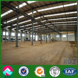 Steel Building with Workshop and Mezzanine Office (XGZ-A011) pictures & photos
