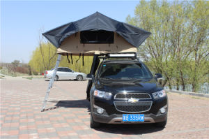 2015 Rip-Stop Poly Canvas Fabric Roof Top Tent pictures & photos