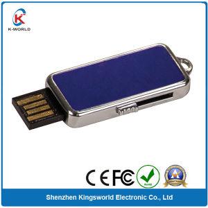 Metal Sliding USB Flash Disk Flash Memory pictures & photos