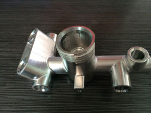 CNC Machinery Metal Al Parts pictures & photos