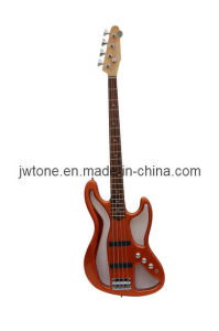 Custom Design Popular Quality 4 String Bass Guitar pictures & photos