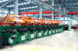 Straight Feeding Wire Drawing Machine pictures & photos