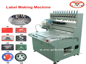 Automatic PVC Dispensing Machine for Rubber Patch pictures & photos