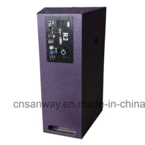 "Sanway Single 15"" Active 3 Way Loudspeaker Professional Speaker pictures & photos"